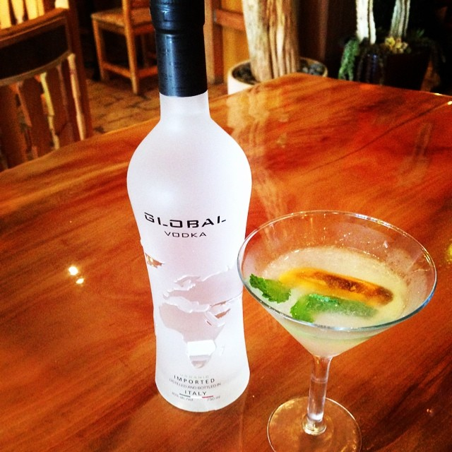 Share Your Favorite Global Vodka Drink with the World!